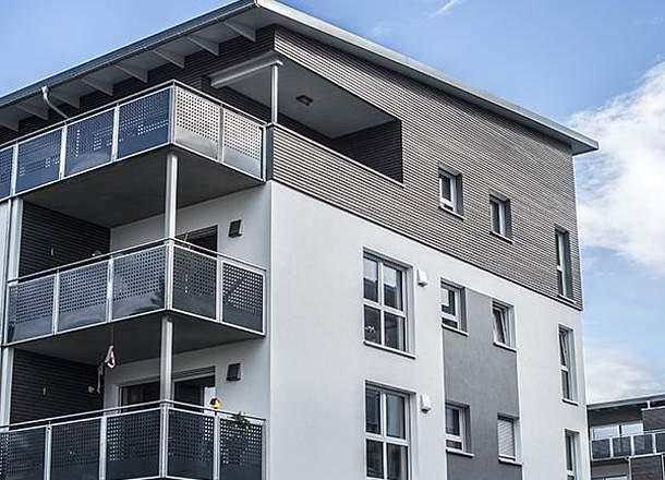Drveni stambeni kompleks u Ehingenu