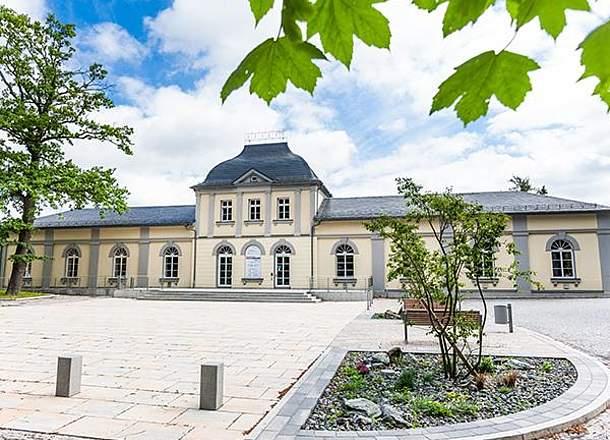 "Gradska biblioteka ""Dr. Konrad Duden"" u Schleiz-u"